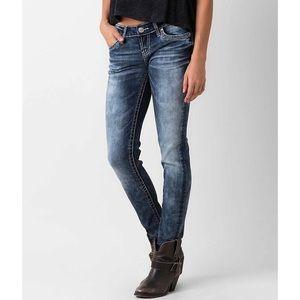 Daytrip skinny stretch jeans